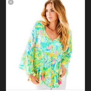 Lilly Pulitzer Tunic💚